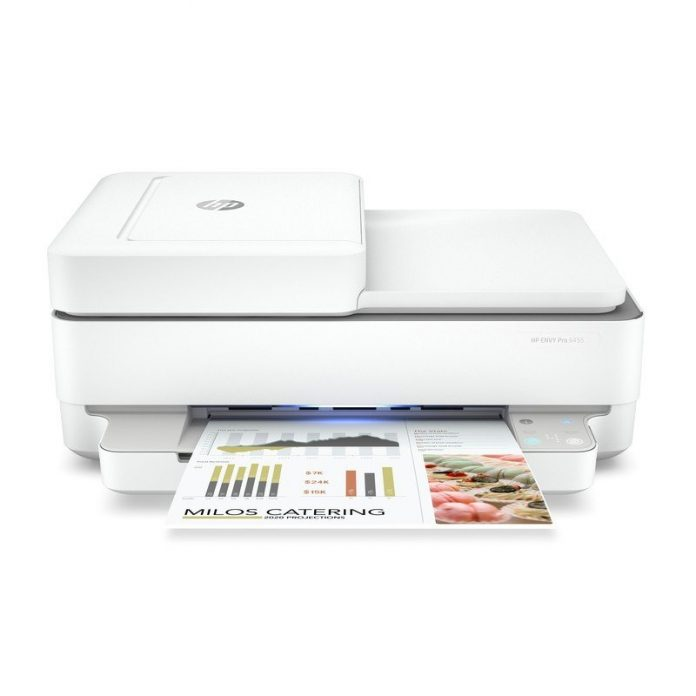 HP's ENVY Pro 6455 is a printer that'll play nice with your phone