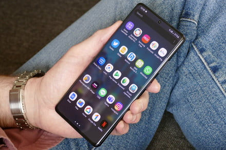 Samsung's new display tech makes the S21 Ultra even more efficient