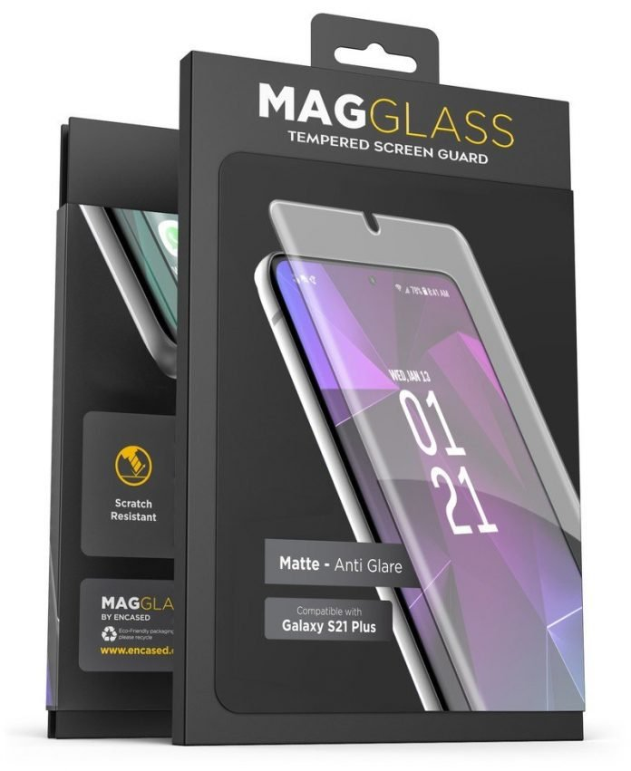 These Galaxy S21 Plus screen protectors will keep your display looking good