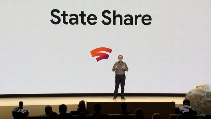 What is State Share for Stadia and how does it work?