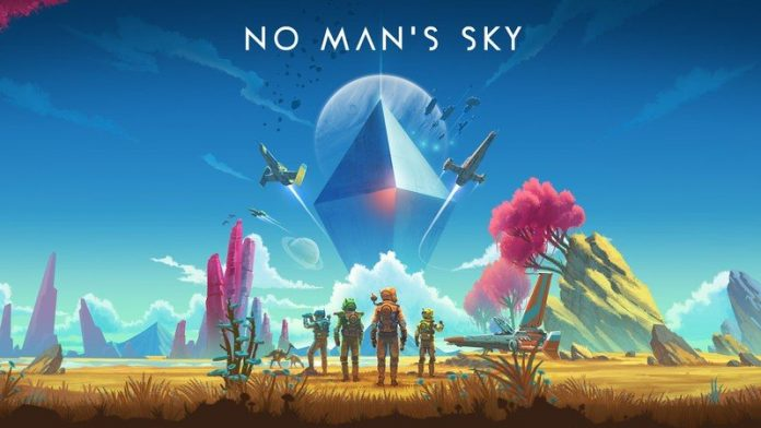 No Man's Sky is getting a new patch for its Next Generation update
