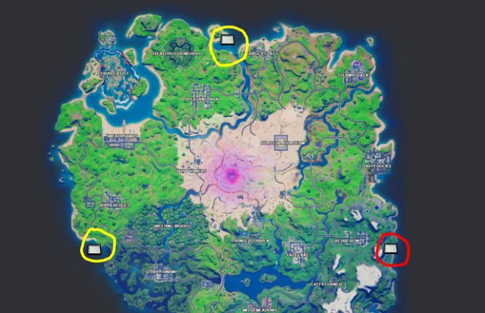Fortnite challenge guide: Find a hidden bunker
