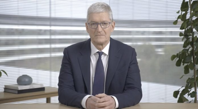 Apple CEO Tim Cook: Privacy is 'One of the Top Issues of the Century'