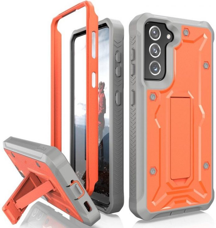 These are the best heavy duty cases for the Samsung Galaxy S21