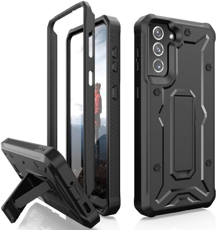 These are the best heavy duty cases for the Samsung Galaxy S21 Plus