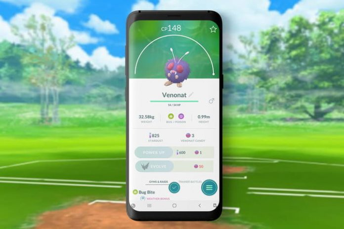 How to catch Ditto in Pokémon Go