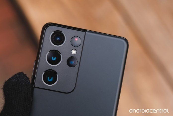 How to shoot 4K60 video on all five cameras on the S21 Ultra