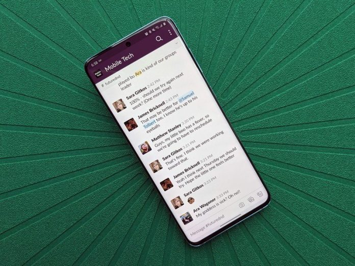 Not everyone is happy about changes Slack is making to its Android app