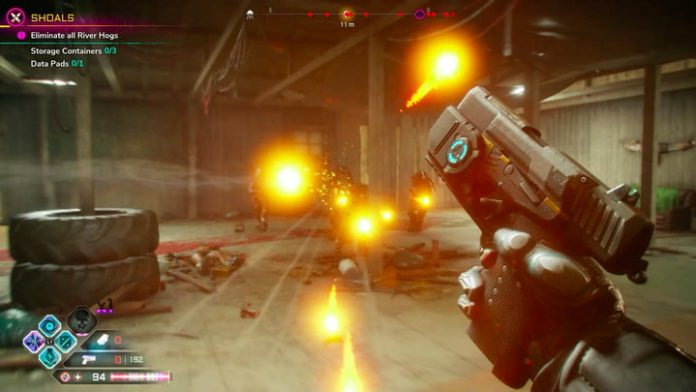How to unlock all weapons in Rage 2