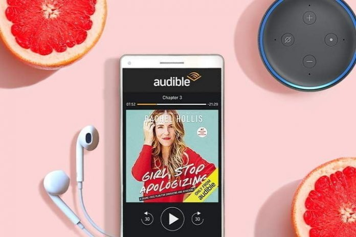 Hurry! Audible is 33% off for Presidents Day!