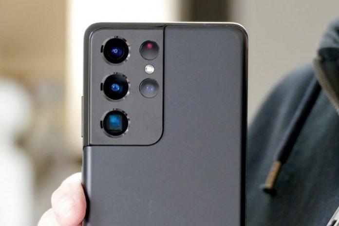 The Galaxy S21 Ultra has a hidden camera mode: Macro