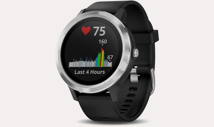 Garmin Watch, Vivoactive 3 with GPS, only $100, because Presidents Day