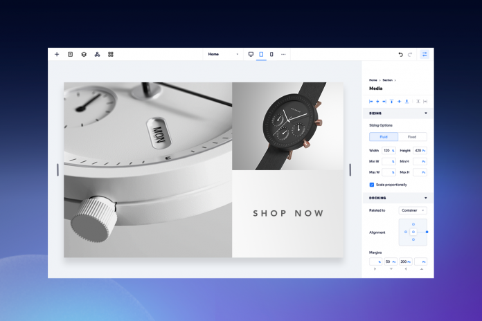 Discover Editor X: the advanced web creation platform for designers and agencies