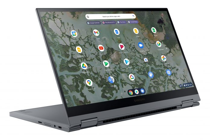 Samsung Galaxy Chromebook 2 available to pre-order
