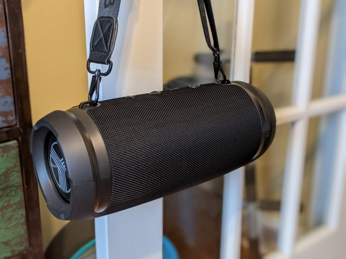 Treblab HD Max Bluetooth Speaker review