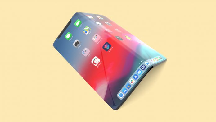 LG Reportedly Assisting Apple on Foldable Display Development