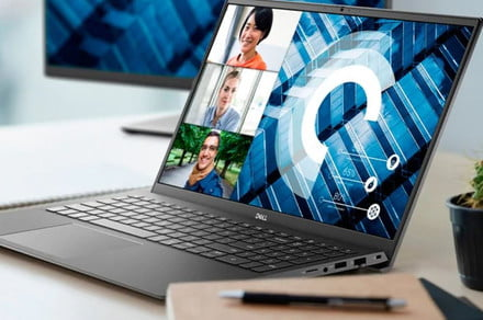 Save over $700 right now on this Dell business laptop – you read that right!