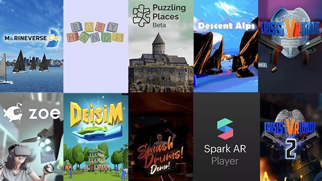 How to find and download App Lab games for Oculus Quest 2