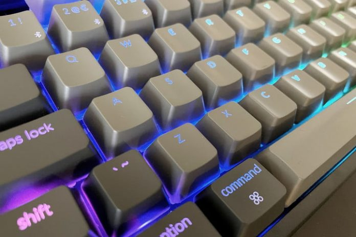 The Keychron K8 is the mechanical keyboard for Mac that (almost) has it all