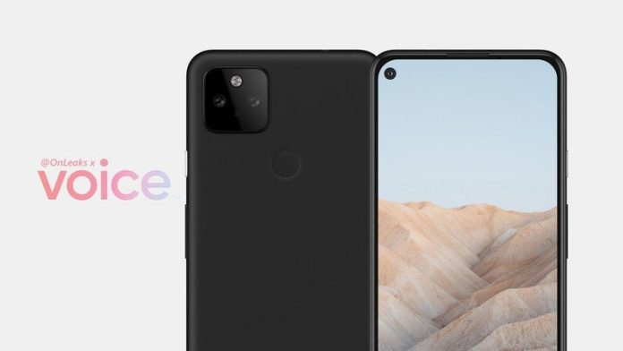 Here are the first images of the Google Pixel 5a and it looks very familiar