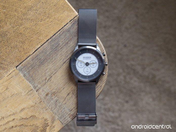 Review: The Skagen Jorn Hybrid HR is a solid smartwatch alternative
