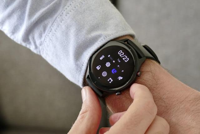 amazfit gtr 2e smartwatch review settings