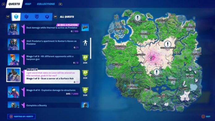 Fortnite season 5 week 13 challenges and how to complete them
