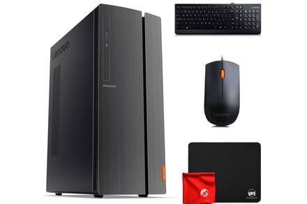 Lenovo gaming desktop with all the accessories gets a $490 discount at Walmart