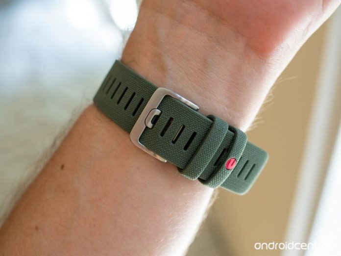 Here's how to measure you wrist for a smartwatch