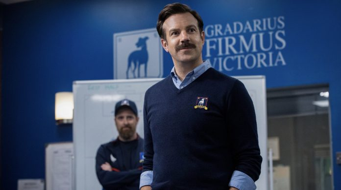 Jason Sudeikis Wins Golden Globe Award for Apple TV+ Comedy Series 'Ted Lasso'