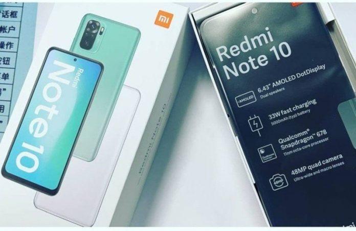 Xiaomi's Redmi Note 10 leaks in full ahead of March 4 launch