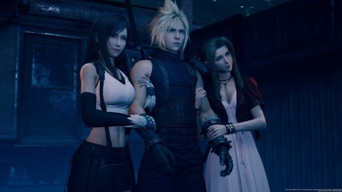 Final Fantasy 7 Remake, Maquette, and more free this month on PS Plus
