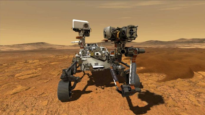 NASA Mars Perseverance Rover Uses Same PowerPC Chipset Found in 1998 G3 iMac