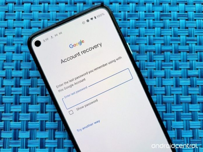 Lost access to your Google account? Here's how to get back in.