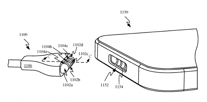 MagSafe Charging Port for iPhone Appears in Apple Patent