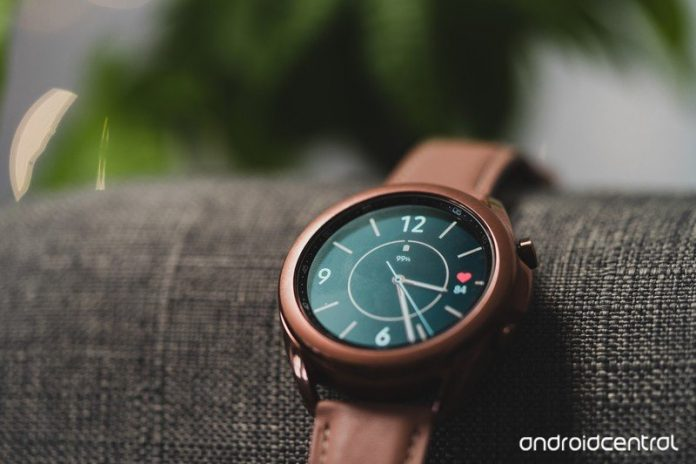 Here's another huge clue that the next Galaxy Watch will run Wear OS
