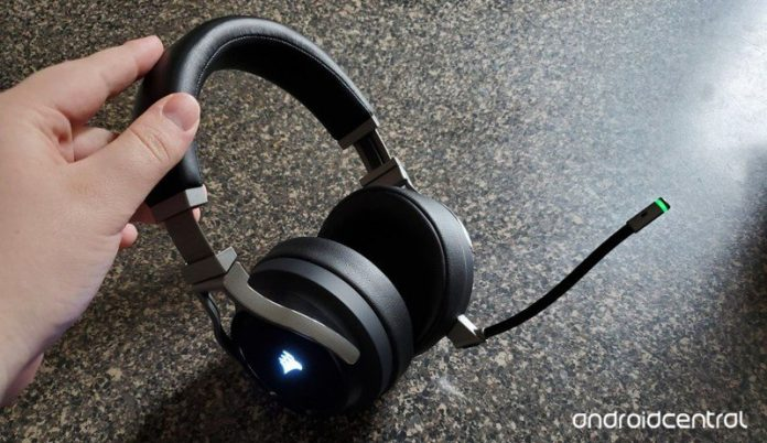 Review: Corsair Virtuoso RGB Wireless — high quality, poor battery