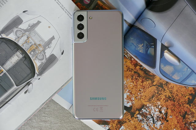 samsung galaxy s21 plus review back above