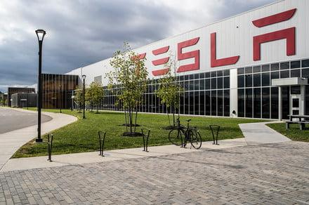 Tesla factories' security cameras caught up in wider hack