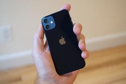 Apple's iPhone 12 Mini faces production cut, report says