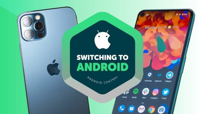 Switching to Android: Comparing the core iOS vs Android apps