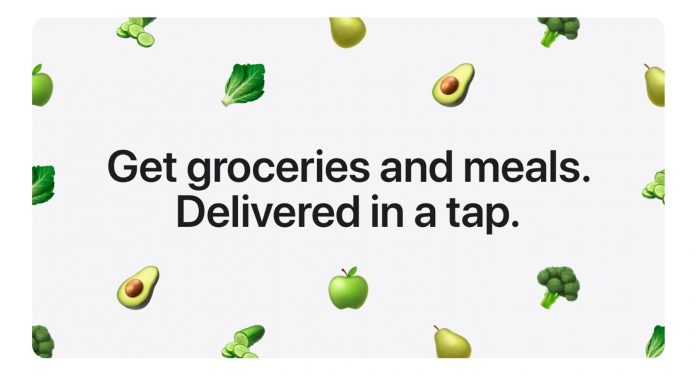 Apple Pay Promo Offers Up to 50% on Meal Plan Delivery Services