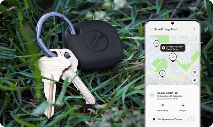 Did you get your Samsung Galaxy Smart Tag? If so, how are you using it?