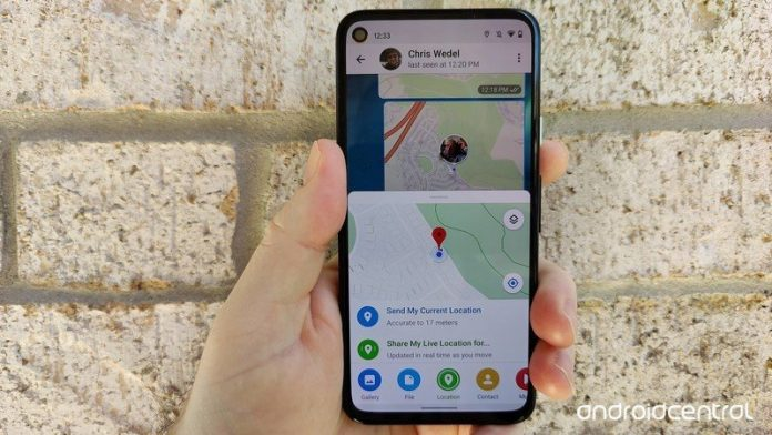 How to turn on Telegram's version of Apple's Find my Friends