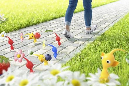 Pokémon Go Creators Announce Pikmin Augmented-reality Game