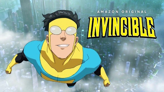 How to watch the new animated series Invincible online from anywhere
