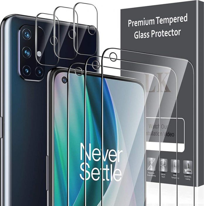These screen protectors will keep your OnePlus Nord N10 looking great