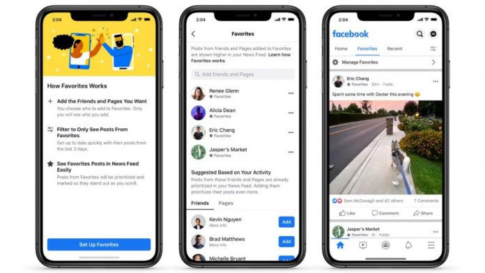 Facebook Adds New 'Most Recent' Timeline to Switch to Chronological Posts