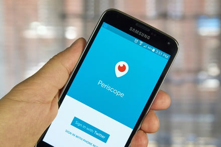 Livestreaming app Periscope will shut down on April 1
