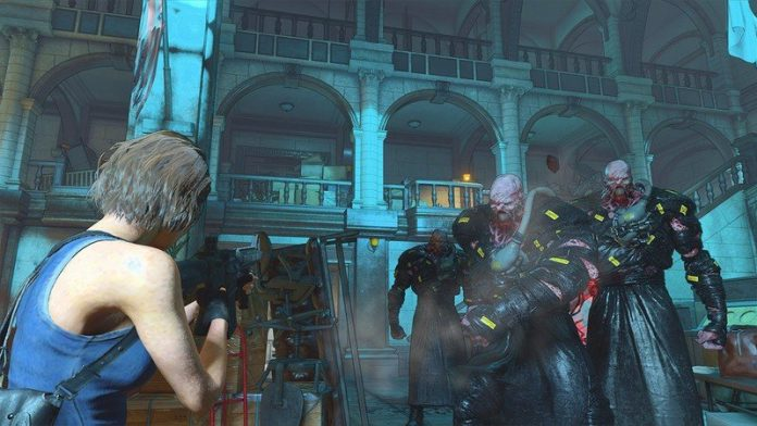 How to download the Resident Evil Re:Verse beta on PS4 and PS5